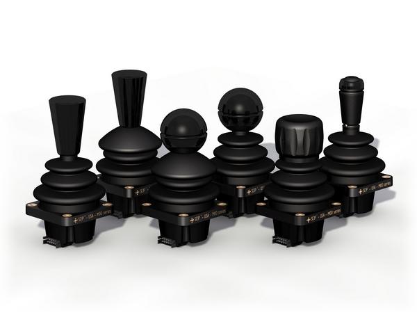 SCIP J10 series - Compact 3D joystick