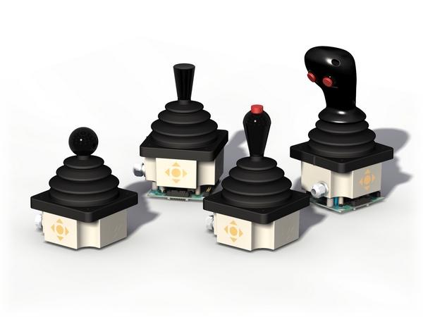 SCIP J20 series - Medium joystick, modular